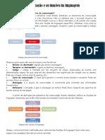 Elementos Da Comunicação e as Funções Da Linguagem