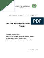 Trabajo Individual Sistema Nacional de Coordinación Fiscal.docx