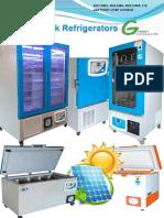 Blood Bank Refrigerator TP Series