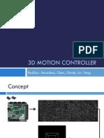 3d Controller