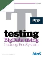 Atos Testing Big Data Using Hadoop Eco System Whitepaper