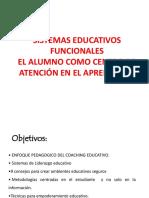 Sistemas Educativos Funcionales
