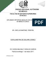 Cefalometria Delaire