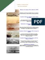 Combates y Acciones Navales