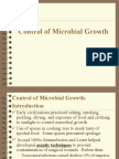Physical Growth Control
