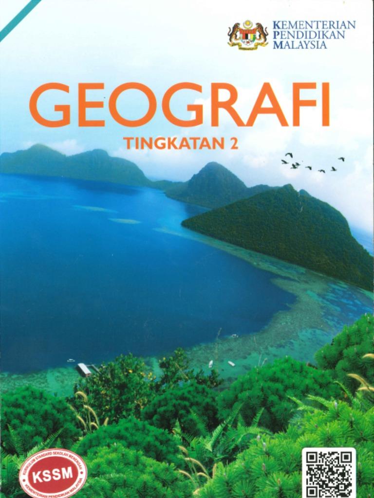 KSSM.buku Teks.text Book.geografi Tingkatan 2