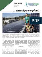 Watt's#125 Building a Virtual Power Plant
