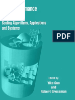 High Performance Data Mining (Kluwer, 2002)