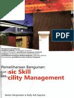 Pemeliharaan Bangunan Basic Skill Facility Management
