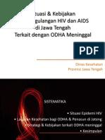 Pelatihan Pemulasaran Jenazah ODHA-Des09.ppt