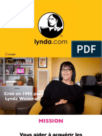 Onopia - Business Model de Lynda.com