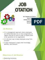 Job RotationGYG