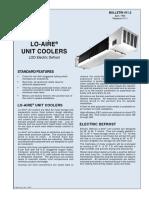 Bct 090 411 2 Lo Aire Unit Coolers Lod
