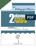 2 Claves Fundamentales Del Aprendizaje Feliz y Natural