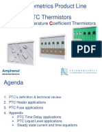 AAS PTC Thermistors Training