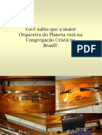 Orquestra Da CCB