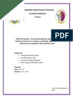 Biofisica 1 Revisado Informe