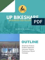 Bike Share Marketing Proposal