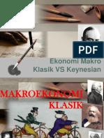 TEORI EK Makro Klasik & Keynes