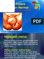 Fisiologi Proses Persalinan Normal - Copy