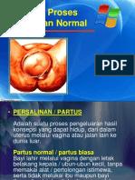 Fisiologi Proses Persalinan Normal - Copy