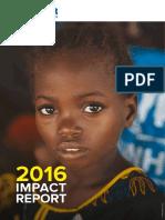 UNHCR Global Impact Report 2016