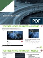 Stats for Nerds v2