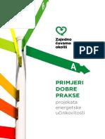 Primjeri Dobre Prakse Projekata Energetske Ucinkovitosti
