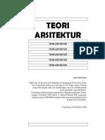 Buku Teori Arsitektur Oke