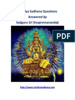 Srividya Sadhana eBook Updated