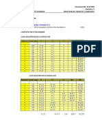 Footing Design Spread Sheet