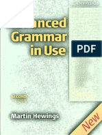 Cambridge Advanced Grammar in Use 2nd Edition