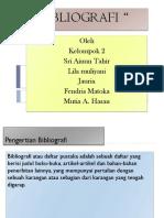 BIBLIOGRAFI Bhs Indonesia