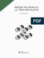 La torsione nei profilati e nelle travi metalliche.pdf