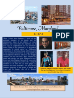 The City of Baltimore