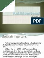 Slide Antihipertensi