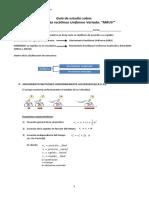 Movimiento Rectilíneo Uniforme Variado MRUV