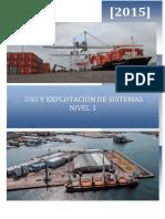 Uso y Explotación de Sistemas Indice de Contenidos Nivel 1