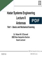 Radar 2009 A_8 Antennas 1