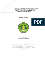 Efektifitas Metode Participatory Action Research