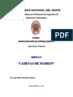 Modulo Cadena de Markov a PDF 05.07.12