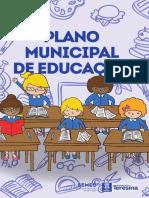 3 Plano Municipal de Educação