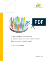 OutilsCPP PJ Evaluation Interne Guide