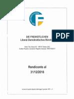 Die Freiheitlichen - Bericht Jahresbilanz 2016