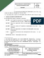 NBR 06889 - 1981 - Embarção Salva Vidas de Plástico e Fibra de Vidro.pdf