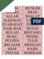 Belajar Asy Syifa