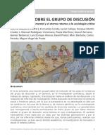 Encrucijadas Un Grupo Sobre El Grupo de Discusión