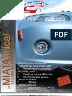 MIATAmical #2-9 - Septembre 2010