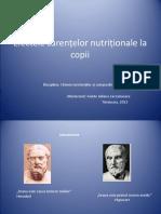 Efectele carentelor nutritionale la copii.ppt