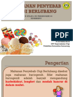 Makanan kariogenik